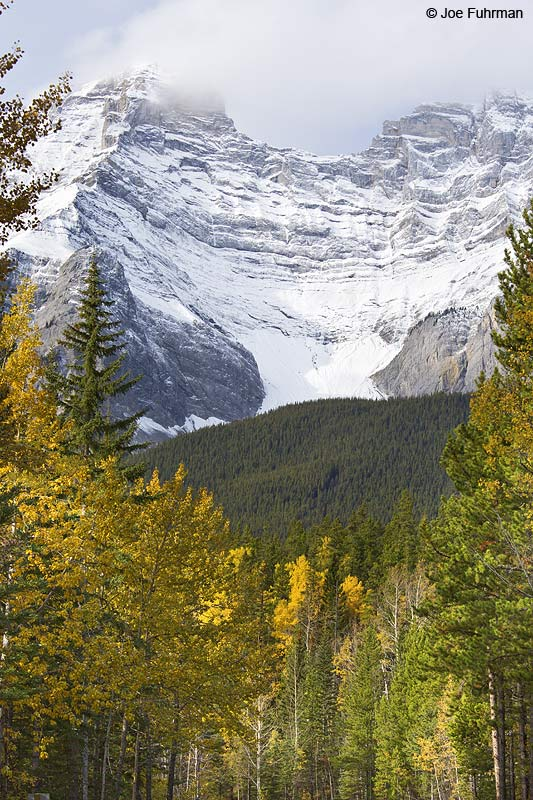 Banff National Park, AB, Canada Oct. 2013