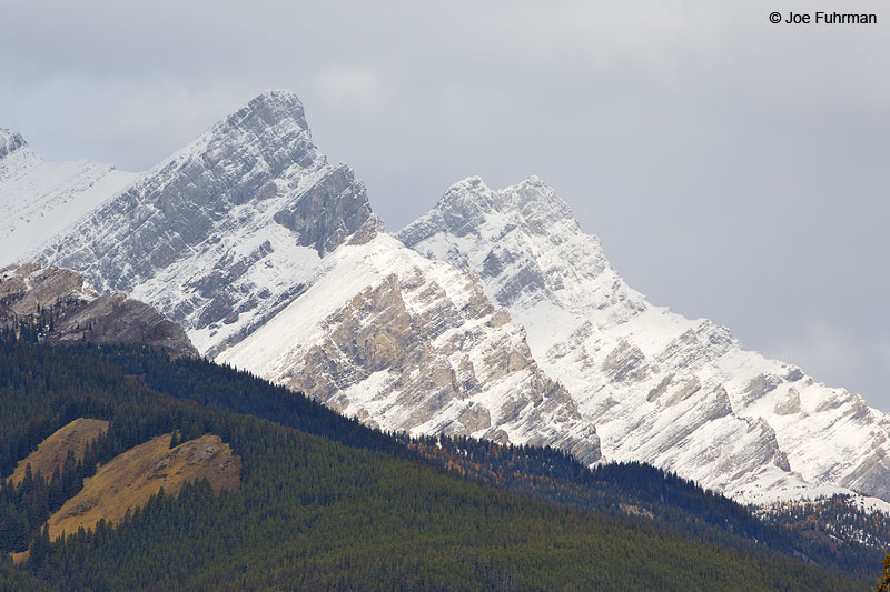Norquay Ski Resort Banff National Park, AB, Canada Oct. 2013