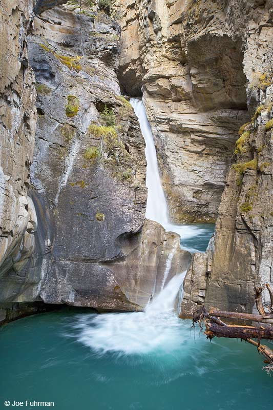 Johnston Canyon Banff National Park, AB, Canada Oct. 2013