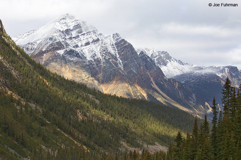 Mt. Edith Cavell Jasper National Park, AB, Canada Oct. 2013