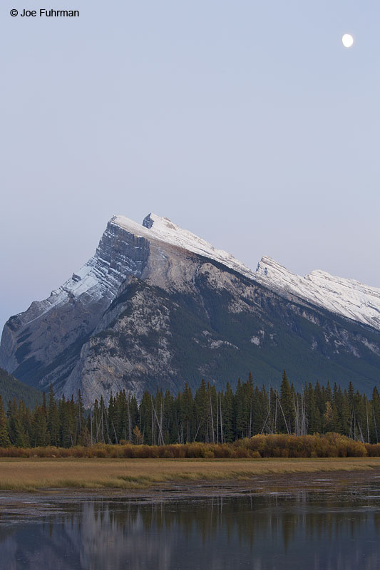 Mt. Rundle Banff National Park, AB, Canada Oct. 2013