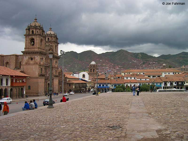Cuzco, Peru January 2004