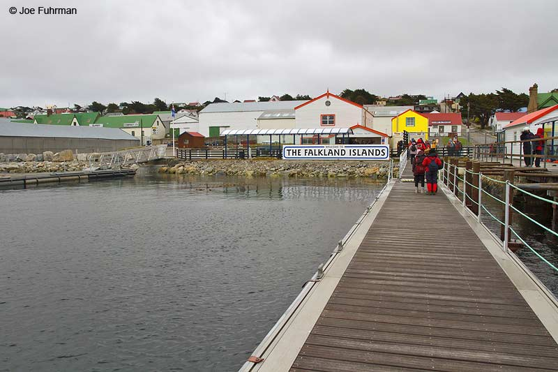 Stanley, Falkland Islands Nov. 2010
