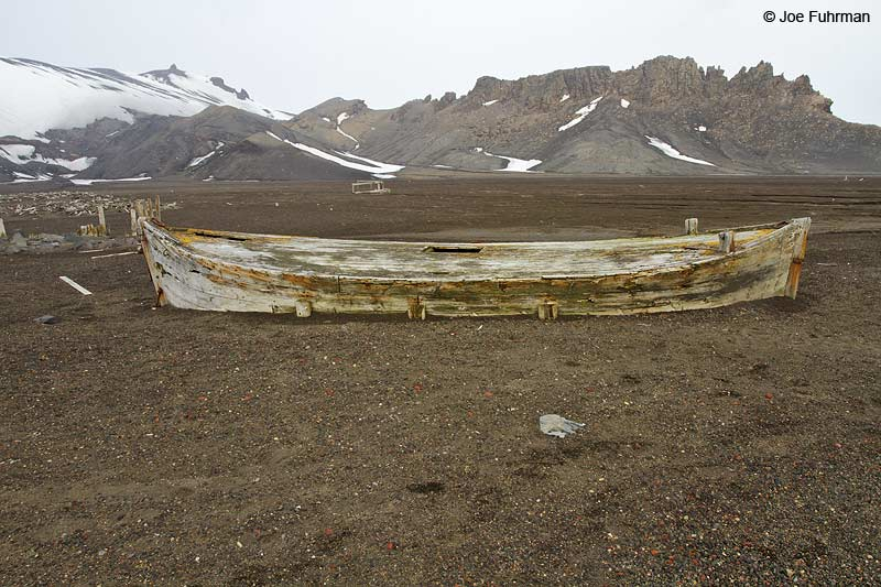 Deception Island, Antarctica Nov. 2010
