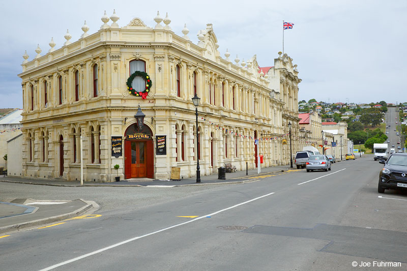 Oamaru, New Zealand   Nov. 2014