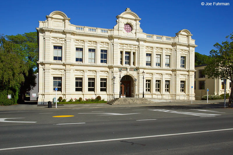 Opera HouseOamaru, New Zealand   Nov. 2014