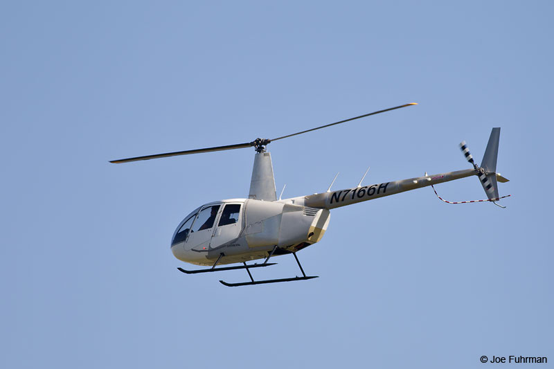 Robinson Helicopter-Torrance AirportTorrance, CA Feb. 2013